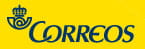 Correos Post Logo - color
