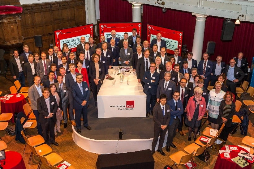 IPC Annual Conference 2017 group photo