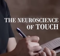 science of touch