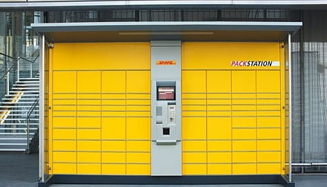 Delivery Choice Parcel Lockers International Post