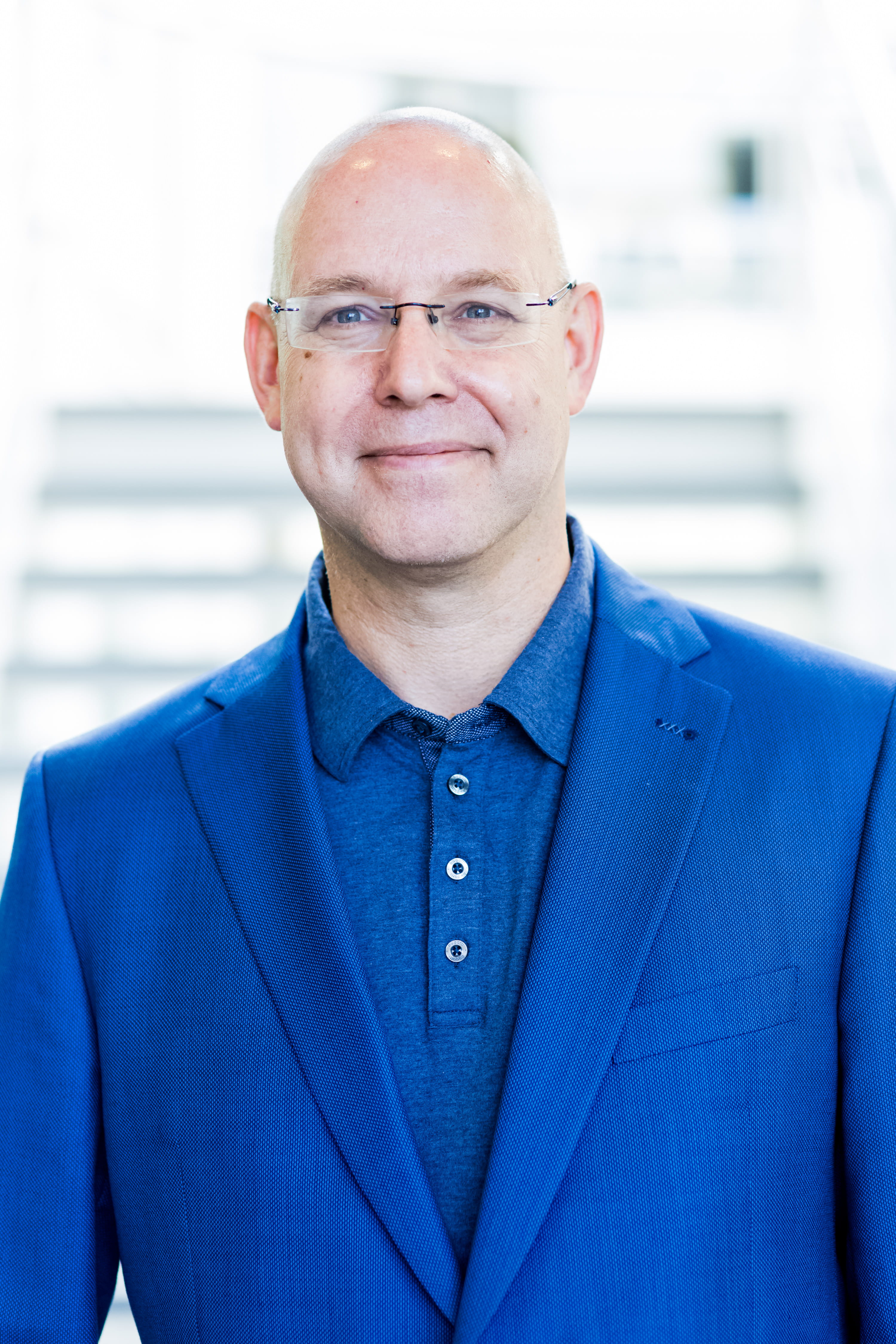 Jörgen van Mook, Head of Network Management & Innovation