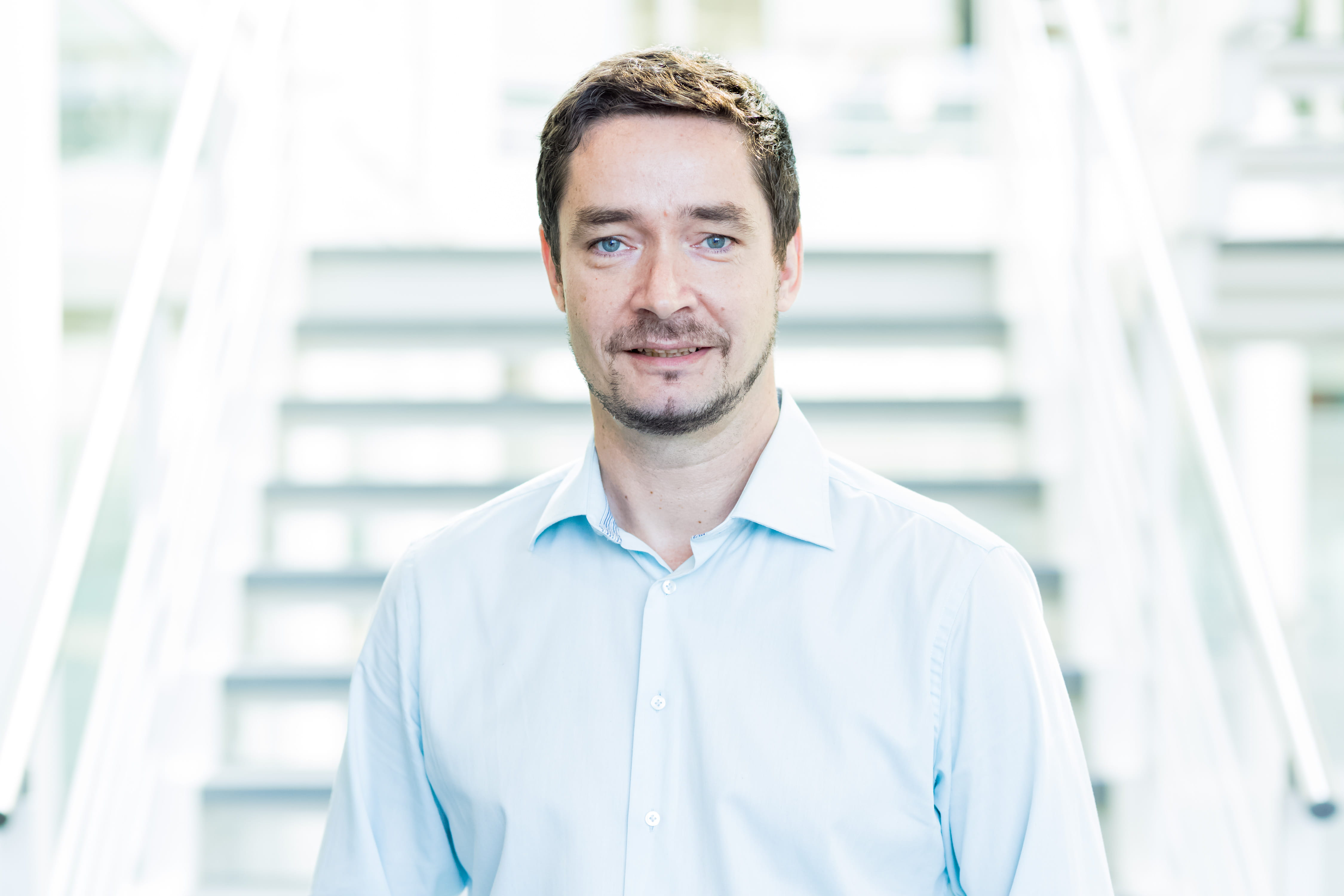 Marco Grüttgen, Head of Interconnect Management & Analysis Services