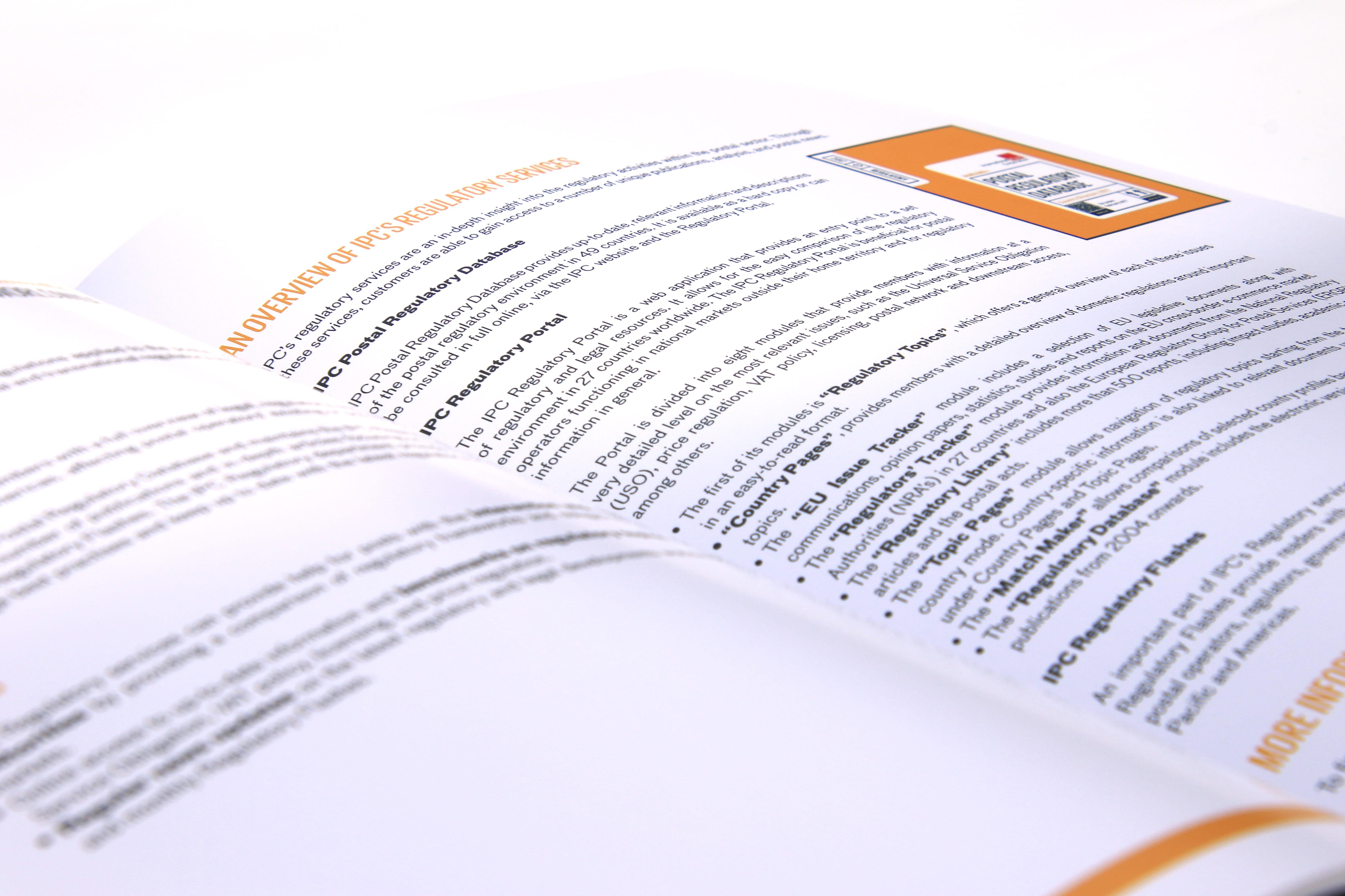 Regulatory Services | International Post Corporation