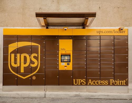 Delivery choice - Parcel lockers | International Post