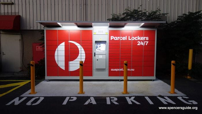 Dhl Pickup Locations >> Delivery choice - Parcel lockers | International Post Corporation