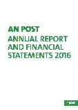 An Post Annual Report 2016