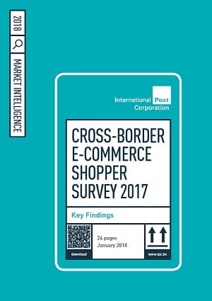 IPC Cross-border e-commerce shopper survey 2017