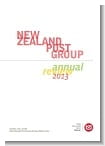 New Zealand Post Annual Report 2013