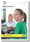 P&T Luxembourg Annual Report 2012