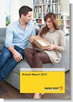 Swiss Post Annual Report 2013